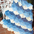 Lacy Shell Afghan | Free Patterns | Yarn
