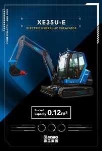 Excavator Elektrik dari Cummins dan XCMG oleh - asphaltfinishervolvo.xyz