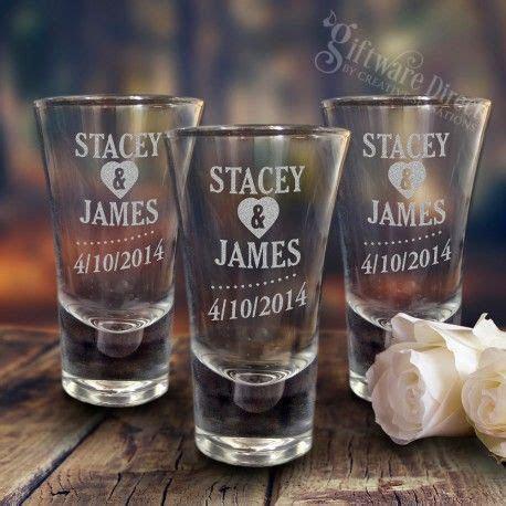 1000  ideas about Wedding Shot Glasses on Pinterest