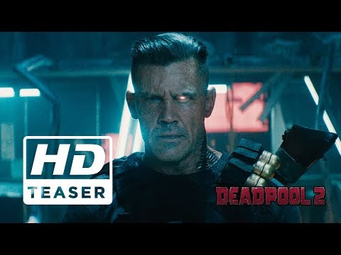 Assista ao novo trailer de 'Deadpool 2'