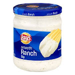 Lay's Smooth Ranch Dip- 15oz