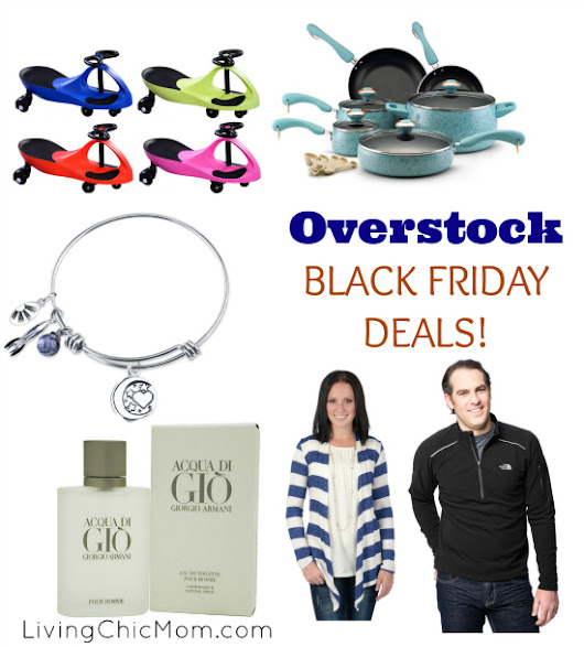 Overstock Black Friday - MAJOR SALE! - Living Chic Mom