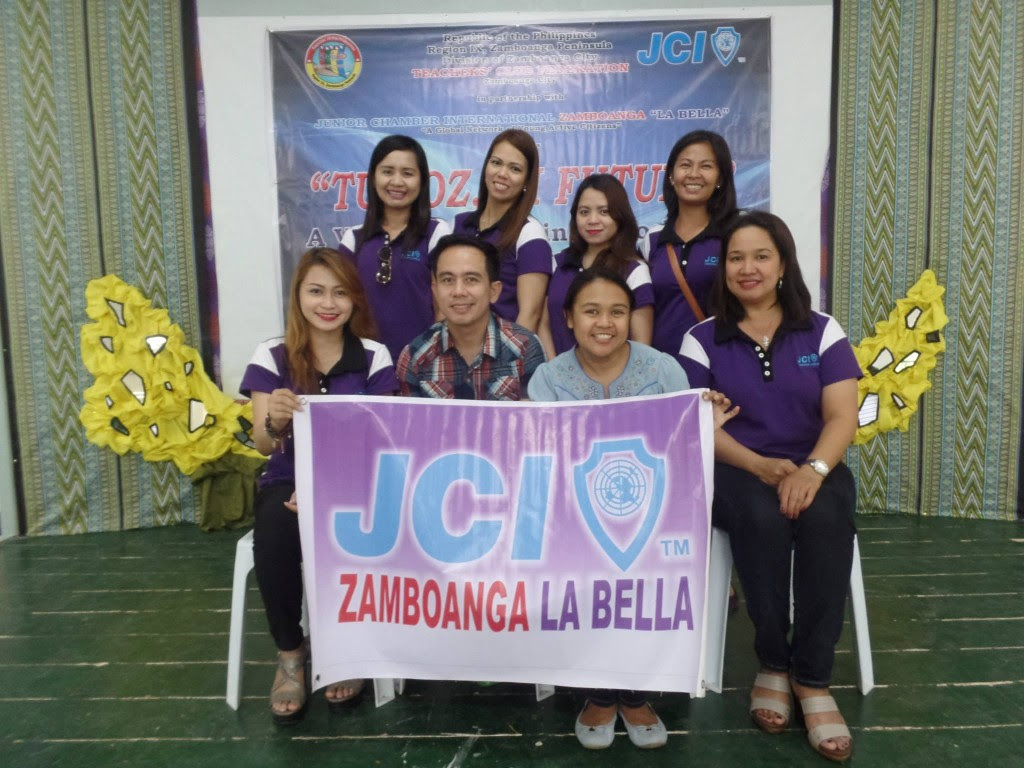 Voice Care Philippines and JCI Zamboanga La Bella