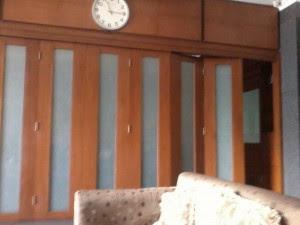 Model Pintu Lipat Untuk Penyekat Ruangan