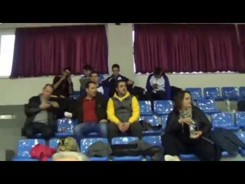 Στιγμιότυπα από τον αγώνα Πευκοχώρι-Ερμής Αγιάς για την Β΄ Εθνική Ανδρών