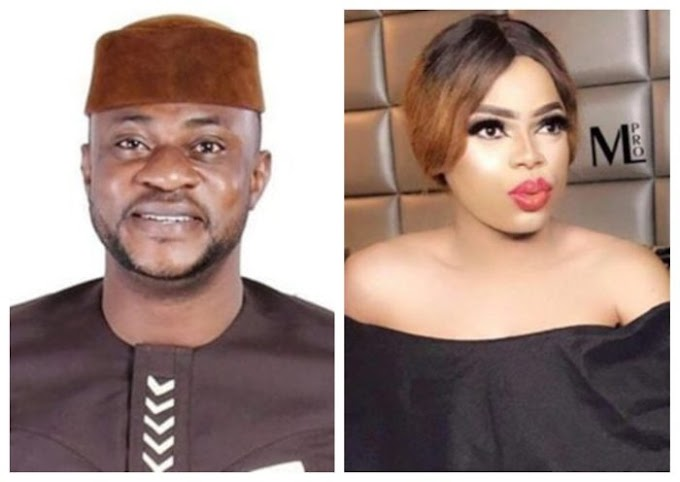 'Yoruba Actor With Empty Brain': Bobrisky Insults Odunlade Adekola For Shading Him