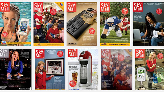 SkyMall files for bankruptcy, but 'hopeful' iconic catalog will survive