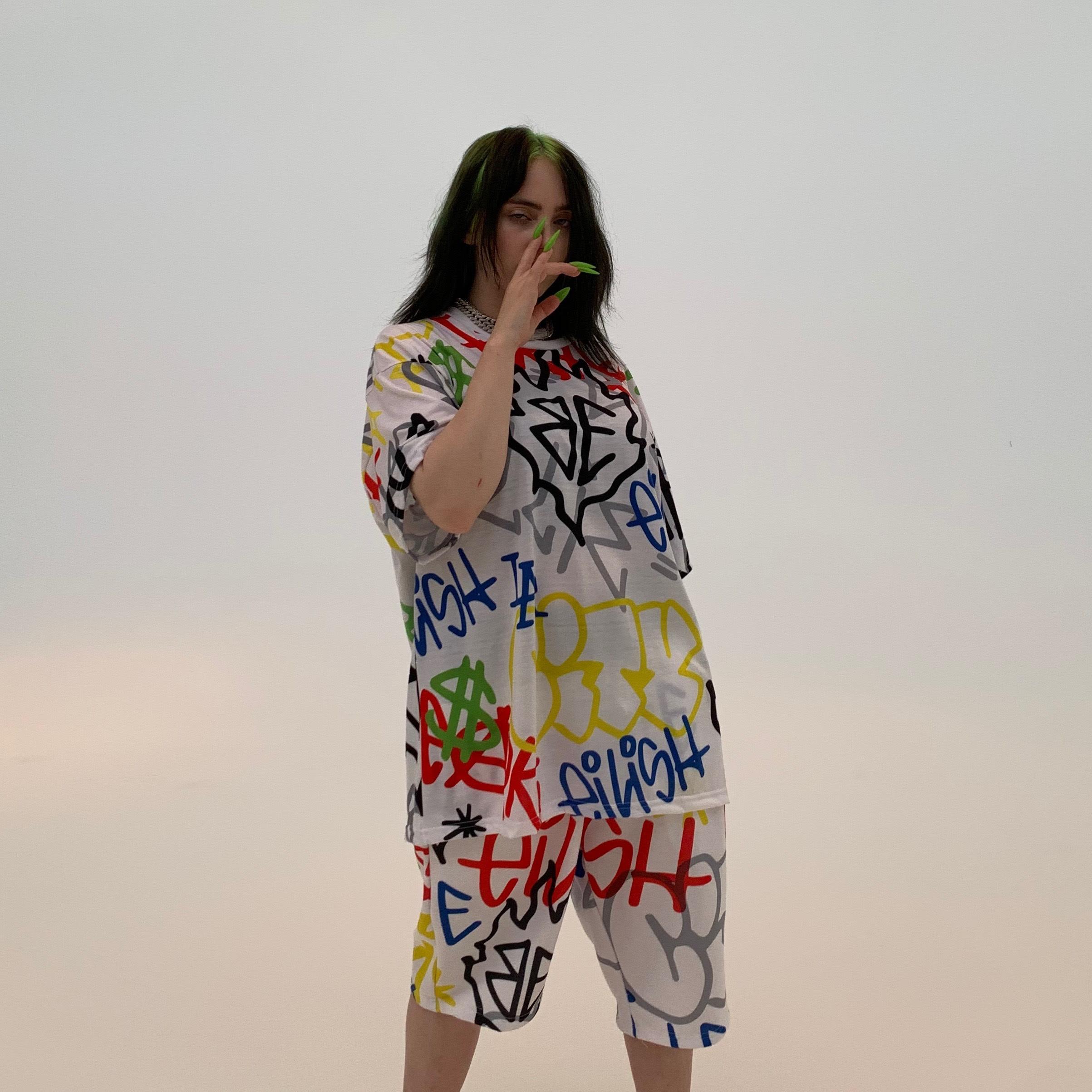billie eilish launches 'freak city' fashion collection