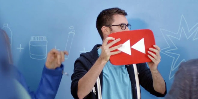 YouTube Rewind  Turn Down for 2014   YouTube