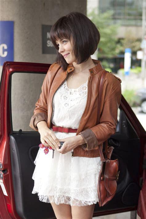 Stylish Rachel McAdams in The Vow.   Hair   Pinterest