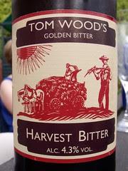 Tom Wood's, Harvest Bitter, England