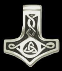Mjolnir, El Martillo de Thor, es uno de los símbolos más representativos de Ásatrú.