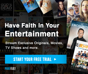 Start Your Free Month of Pure Flix