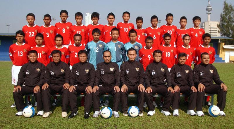 Sepakbola Indonesia : Timnas Indonesia U 16. GOAL.com/Riso