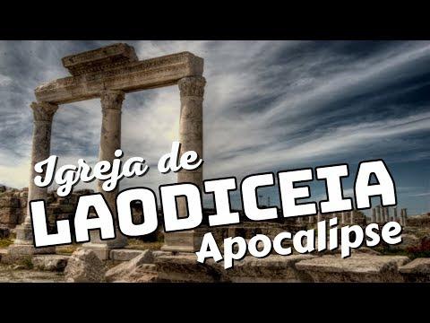 Carta á igreja de Laodiceia no Apocalipse