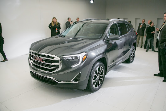 2018 GMC Terrain First Look Review: Higher Ground - Motor Trend