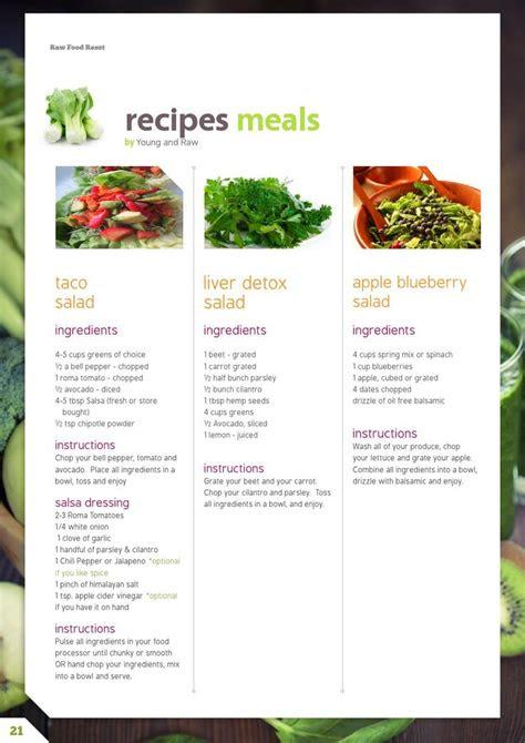 raw food diet plan ideas  pinterest raw food