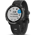"Garmin Forerunner 645 Music Multisport GPS Watch - 1.2"" Display - Black"