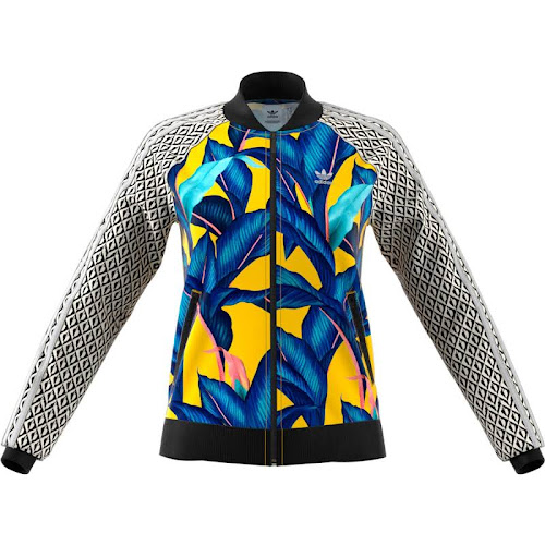 9604fbf9f Adidas SST Track Jacket Multicolor S - Womens Originals Jackets ...
