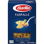Barilla Farfalle Pasta - 16 oz box