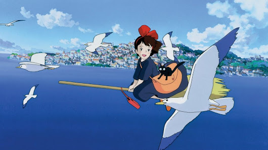 The Low-Stakes Pleasure of KIKI'S DELIVERY SERVICE