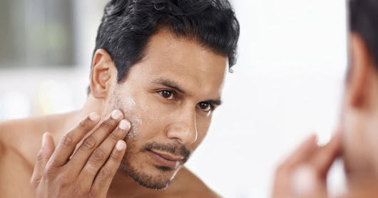 Keep Your Skin Crisp This Party Season With These Men's Grooming Hacks