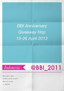 BBI 2nd ANNIVERSARY GIVEAWAY HOP | THE WINNERS