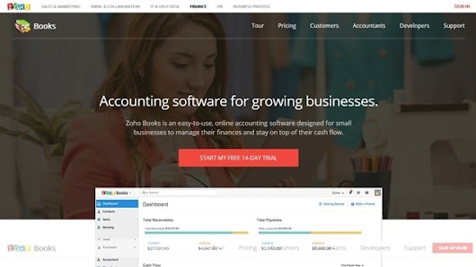 Switching from QuickBooks to Zoho Books | Oasis Interactive