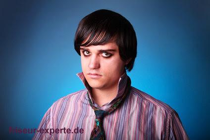 Emo Frisuren Boys Emo Haare Für Jungs Mit Anleitung Wie Mache Ich