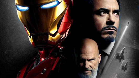 A ★★★★ review of Iron Man (2008)