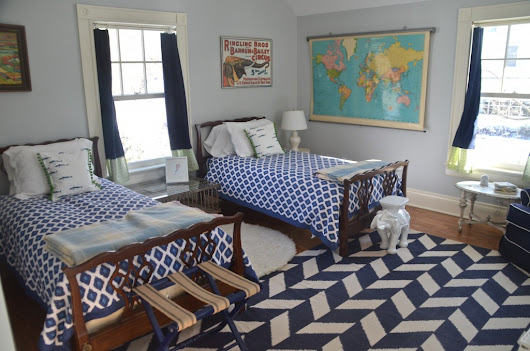 Welcoming Guest Rooms – Puddy's House