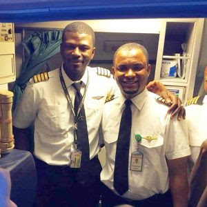 Former Aircraft Cleaner Set To Become Captain (Photos)