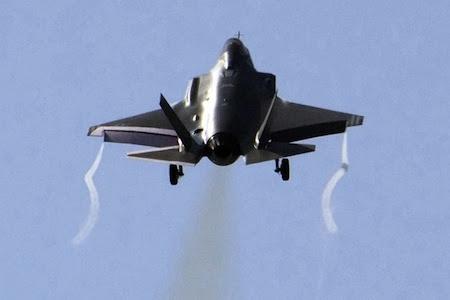 Τουρκία: Πολιτική η αναβολή παραγγελίας για τα μαχητικά F-35