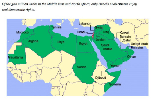 The Middle East is not one-dimensional