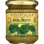Meditalia Pesto - Basil - 6.35 Oz - Case Of 6