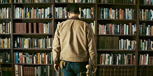 9 Easter Eggs From the Bookshelf in Interstellar | WIRED