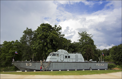 Khao Lak Tsunami Memorial