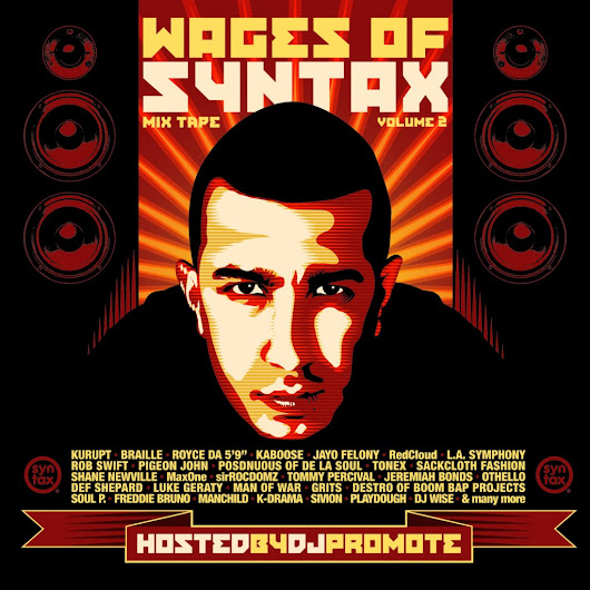 Syntax Records | The Wages of Syntax vol. 2