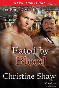 Fated by Blood (The Reilly Coven, #1)