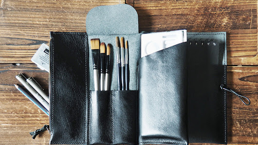 ES Corner | Handmade Leather Goods | Personalized Gifts