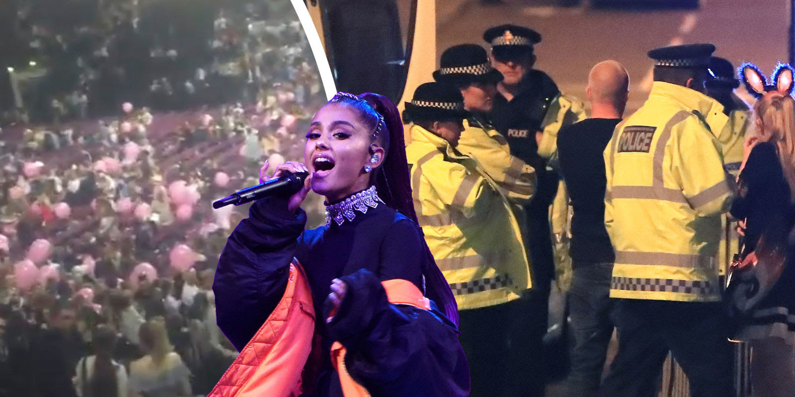 Image result for Ariana Grandemanchester