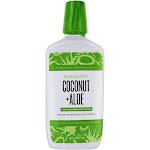 Schmidt's Coconut Aloe Mouthwash - 16 fl oz