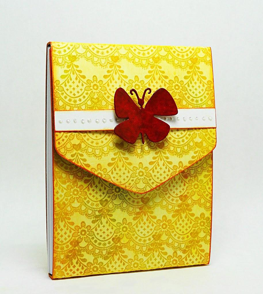 Decorative Note Pad
