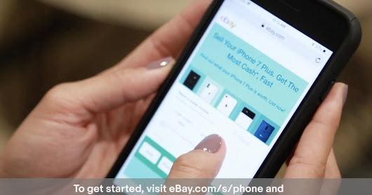 eBay's Instant Selling is a hassle-free way to sell your old phone