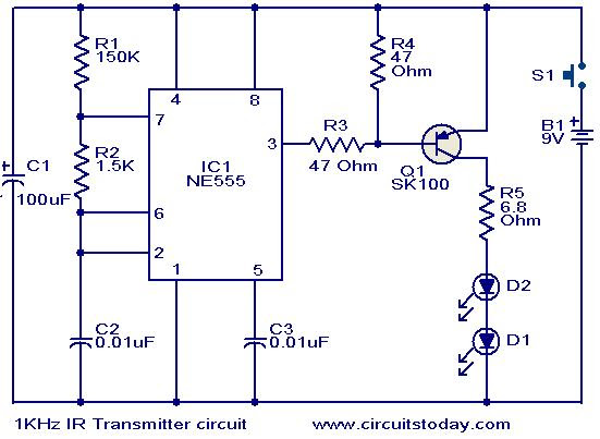 how to make transmitter and receiver pdf