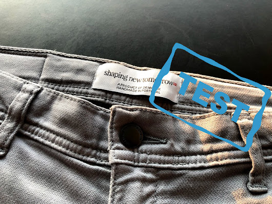 Test: Shaping New Tomorrow - The perfect pants | Livets små ting