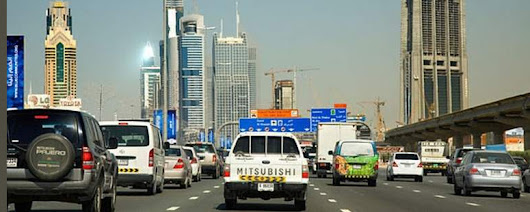 Dubai is world's second best city to drive in