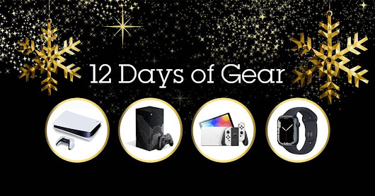12 Days of Gear - The Hub
