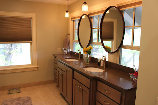 Spaces for life: Bathroom remodeling — bathing in style... - Prairie Village Post - Neighborhood news and events for Prairie Village, Fairway, Mission Hills