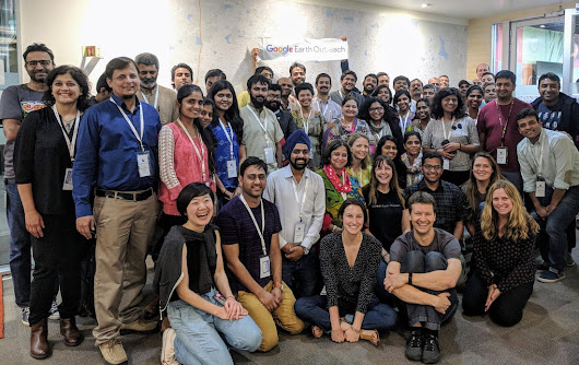 Google's Geo for Good India Summit